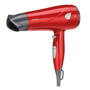 - AR5013 Senfony Red Hair Dryer - Pomegranate