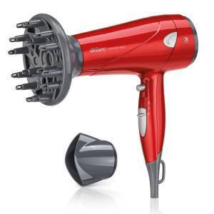 AR5013 Senfony Red Hair Dryer - Pomegranate - Thumbnail