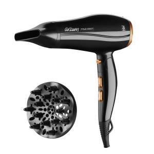 AR5046 Fold Away Hair Dryer - Black - Thumbnail