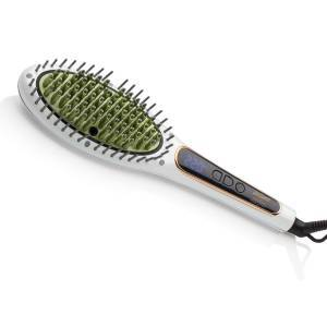 - AR5054 Superstar Pearl Effect Hair Straightening Brush - Pearl