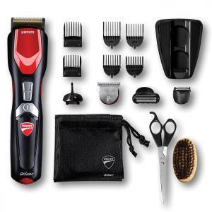 Arzum - AR5500 Ducati By Arzum Race Grooming Kit - Black