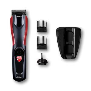 Arzum - AR5503 Ducati By Arzum Warm Up Grooming Kit - Black