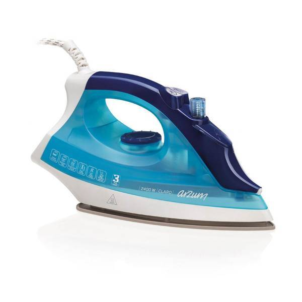 AR688 Claro Steam Iron - Blue