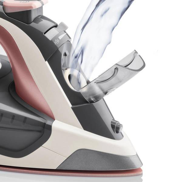 AR692 Steamart Power Steam Iron- Rose Gold