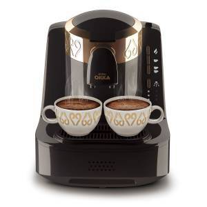 - OK001 OKKA Turkish Coffee Machine - Black