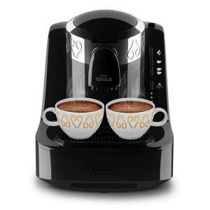 - OK002 OKKA Turkish Coffee Machine - Black