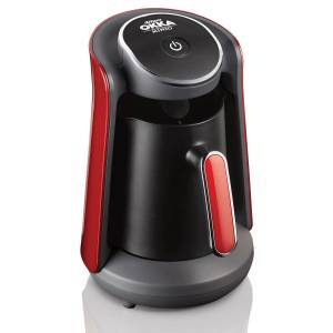 - OK004-N OKKA Minio Turkish Coffee Machine - Pomegranate